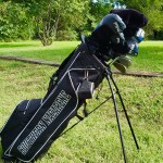 Southern Nazarene University golf bag