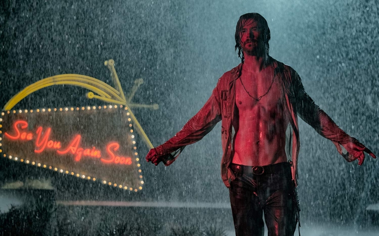 Bad Times at the El Royale, Good Times at the Movies