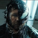Venom taking over Eddie