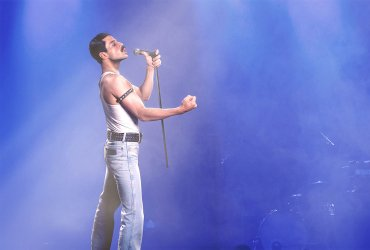 """Bohemian Rhapsody"" Rocks the Big Screen"