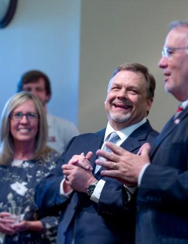 Dr. Tim Eades Named New SNU Provost