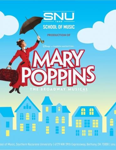 """Mary Poppins"" at SNU"