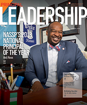 Principal Leadership magazine cover