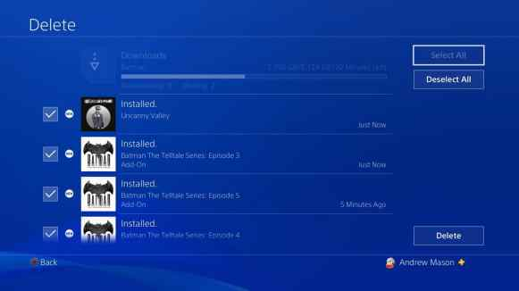 PS4 5.50 Beta