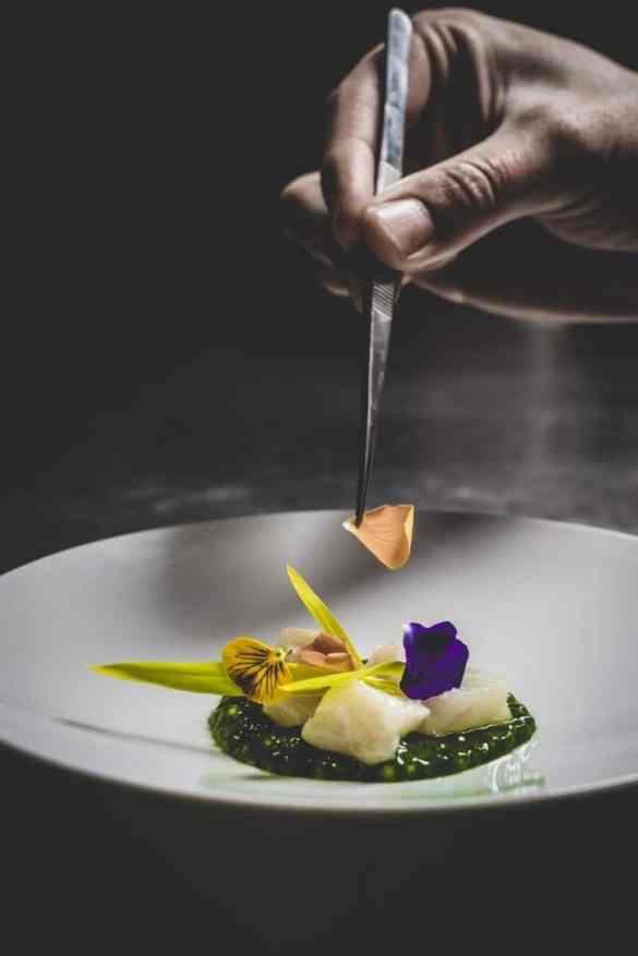 Restaurante Quorum - Prato de degustação