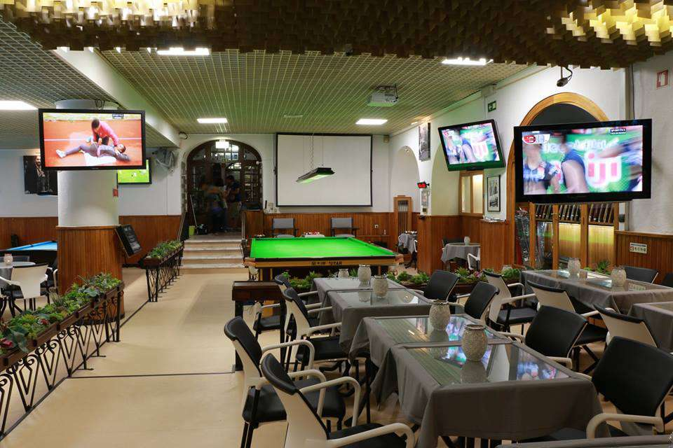 Snooker Club Lisboa