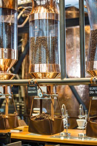 Starbucks Reserve Roastery Amp Tasting Room Echochamber