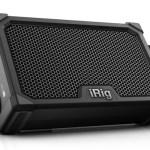 IK MultimediaよりiOS対応インターフェース内蔵の多機能マイクロ・ギター・アンプ「iRig Nano Amp」が登場!