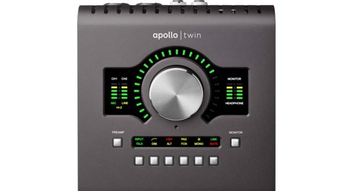 Apollo Twin MkⅡ