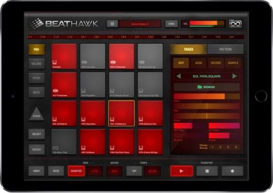 UVI - BeatHawk (iPad)