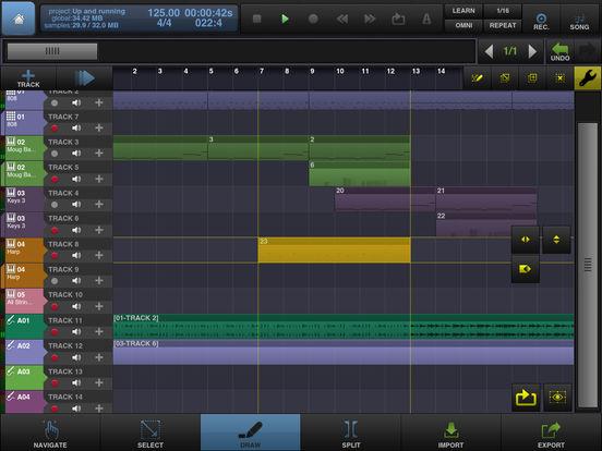 BeatMaker 2 - Audio & Music Production:Composition
