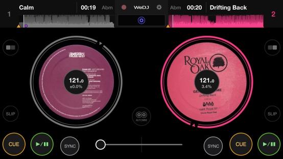 Pioneer DJ - WeDJ for iPhone