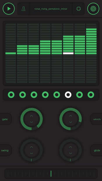STEPS - MIDI Sequencer by Reactable