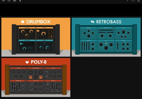 Groovebox - Beats & Synths Music Studio