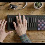 ROLI BLOCKSファミリーに新感覚キーボード「Seaboard Block」とエクスプレッションコントローラー「Touch Block」が登場