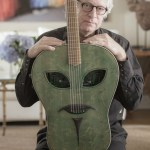 Richard Leon Johnson & Alien Guitar