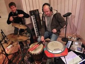 GreenIsac-Percussion