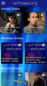 Echoes App