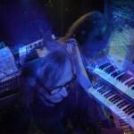 Chuck Van Zyl Playing Blue