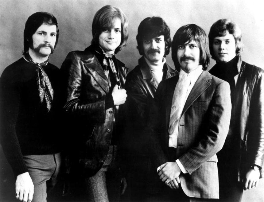 Moody Blues circa 1968