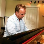 Peter Kater Playing Piano