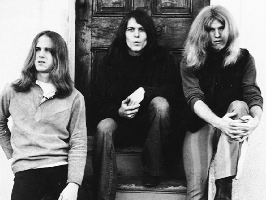 Blue Cheer: Paul Whaley, Leigh Stephens, Dickie Peterson