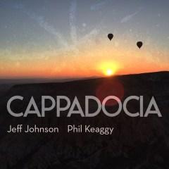 John & Keaggy Cappadocia Cover