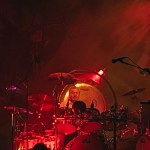 Nick Mason drums Saucerful of Secrets The Met