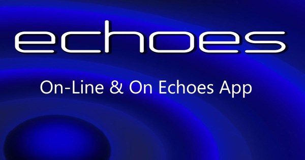 Echoes OnLine with Beacon Logo