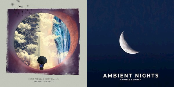 Lemmer ambient nights and Padilla-Alllen Strange Gravity Covers