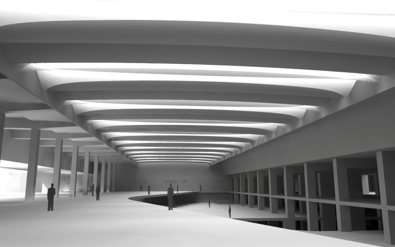 Montparnasse Hall Refurbishment