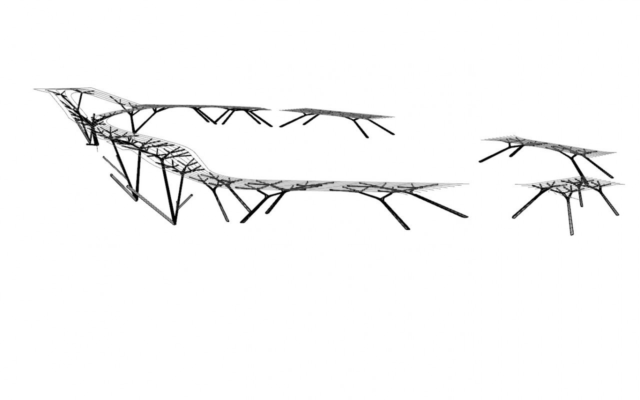 Arch-Tree Structures
