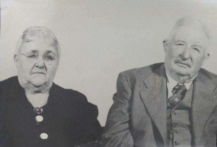 Luemma Craft Garman and William Garman