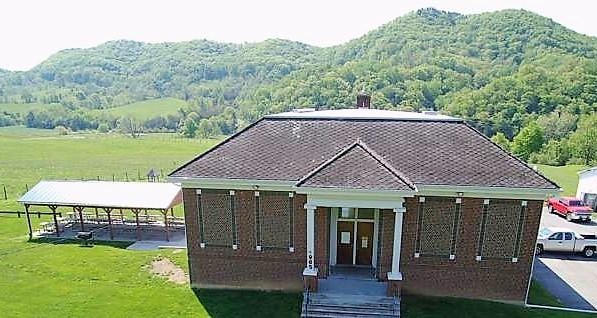 Catawba School - Now Community Center