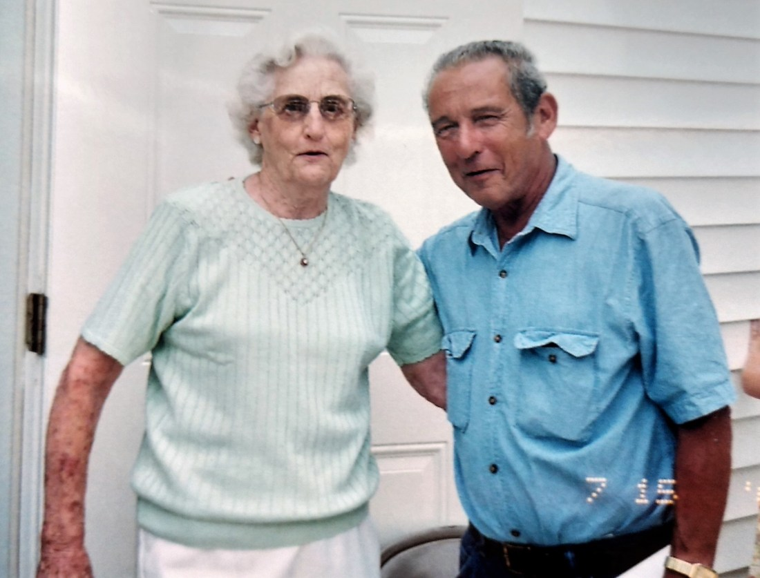 Christine and Melvin Taylor