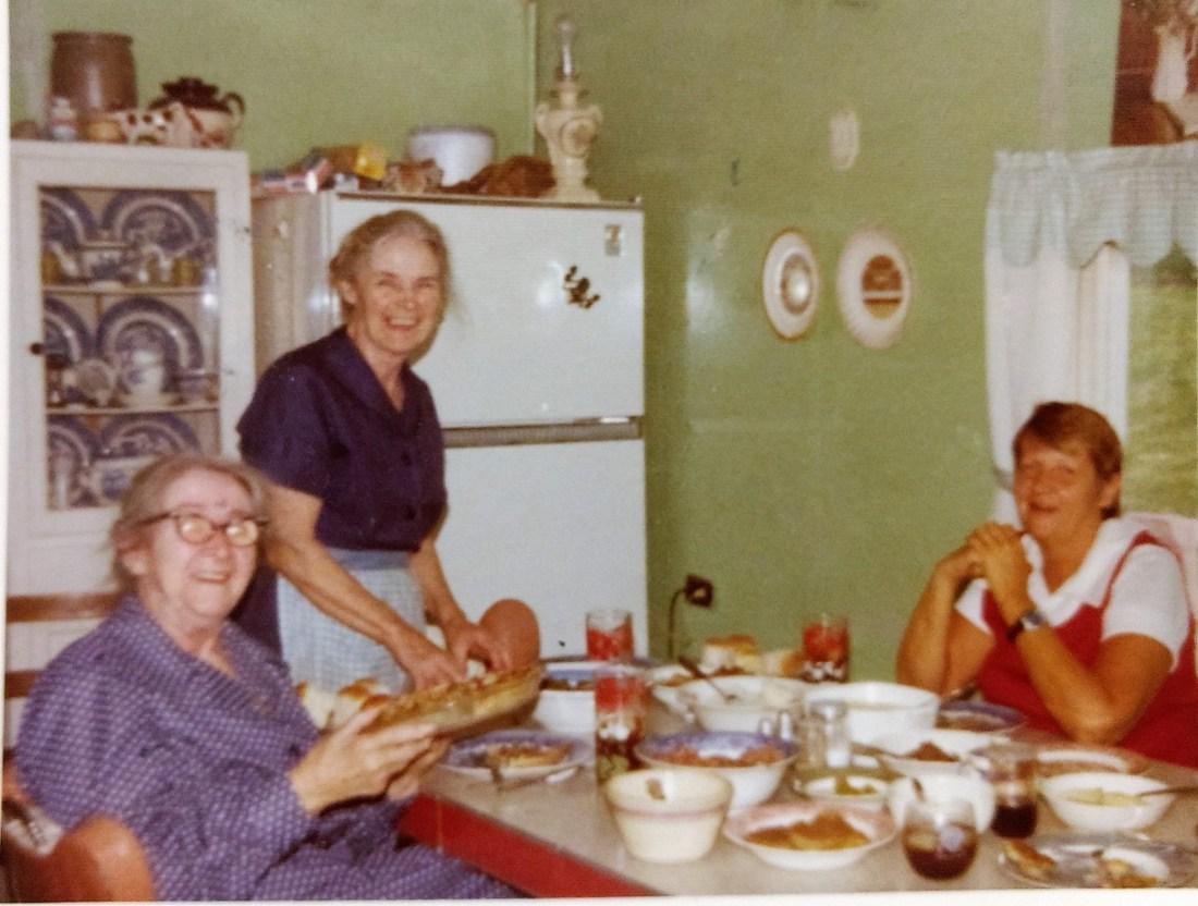 Gertrude Garman Damewood, Earl Garman Taylor, Cara Lee Damewood
