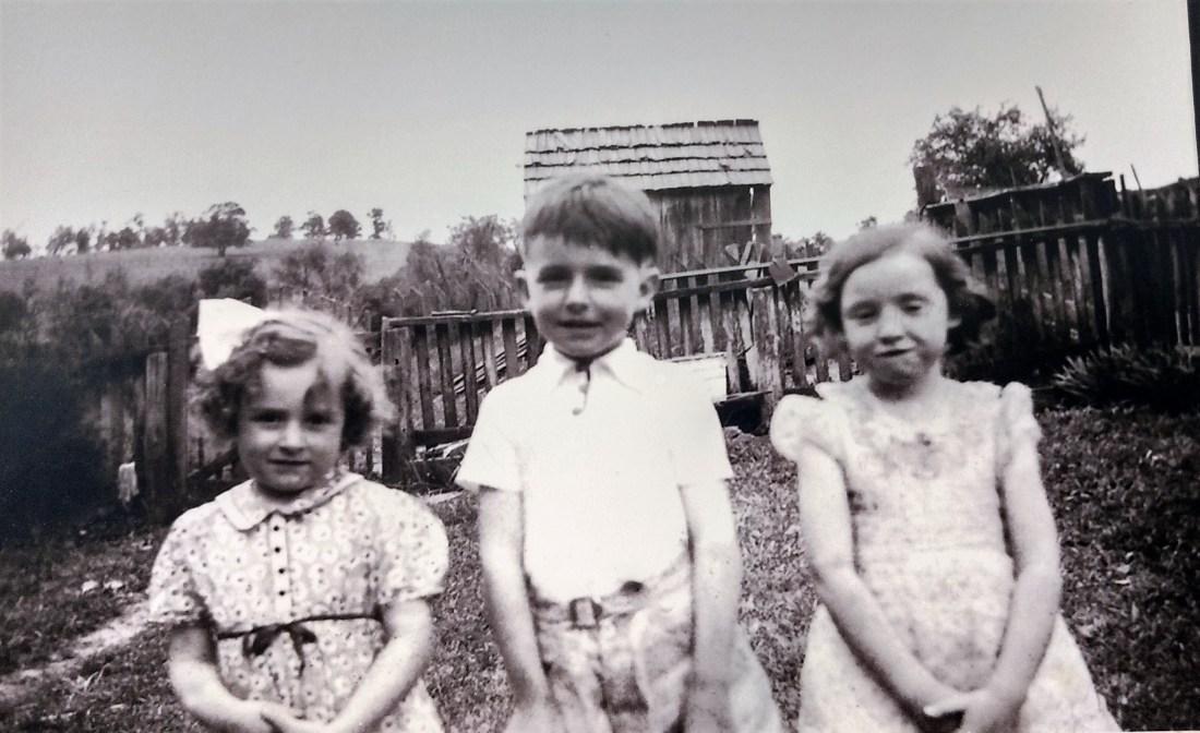 Nancy Carroll, Billy Garman, Helen Shepherd