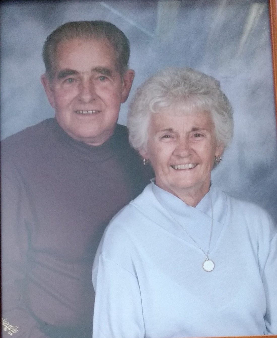 Henry and Peggy Halsey
