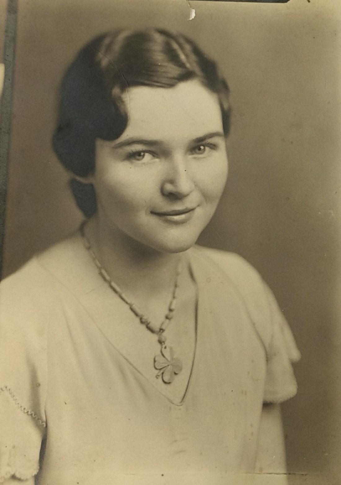Mabel Hall 1932Teacher 1936-1939Principal 1939-1961