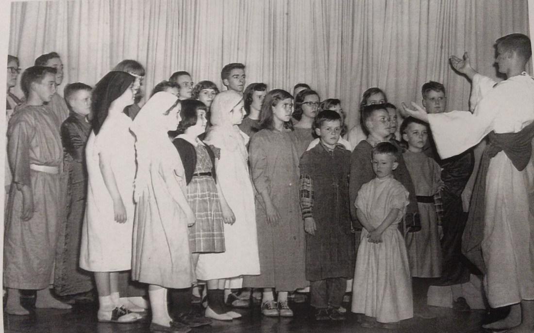 Performance at Catawba School
