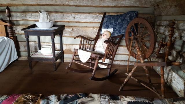 Keffer cabin 1