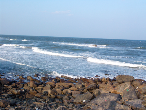 The Bay of Bengal