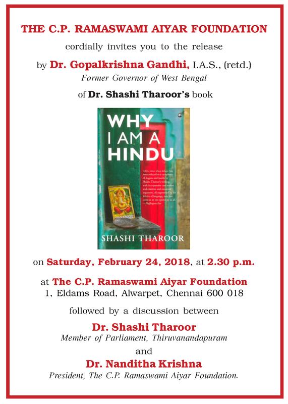 Tharoor-invitation