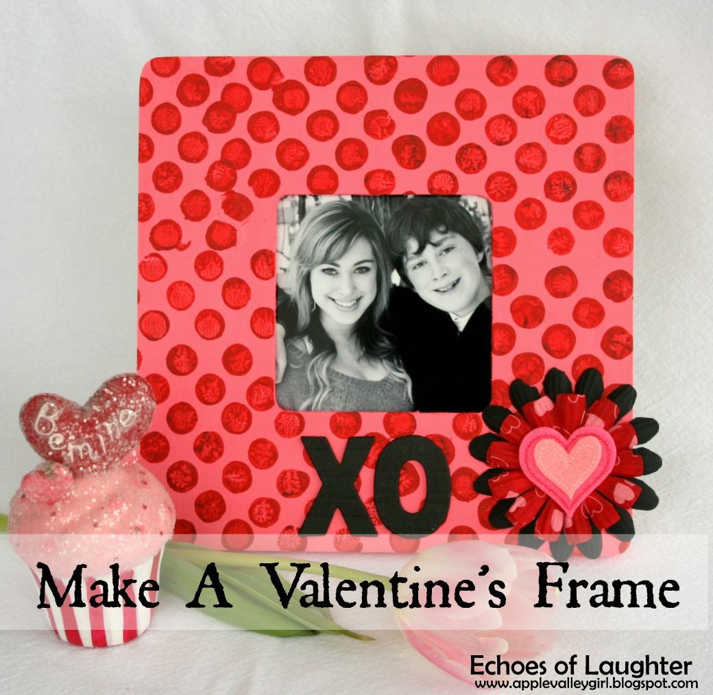 Make A Valentine S Frame