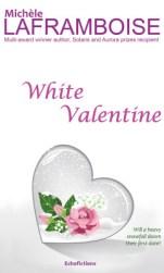 The cover of White Valentine, a funny winter romance