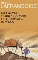 Couverture - les femmes viennent de Mars et les hommes, de Vénus, comédie