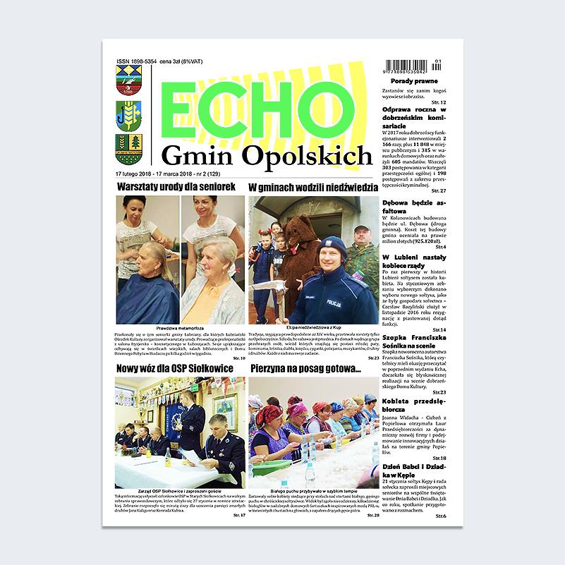 Nowe wydanie Echa już w sprzedaży 2