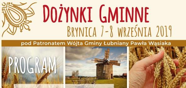 W sobotę ruszają Gminne Dożynki w Brynicy 1