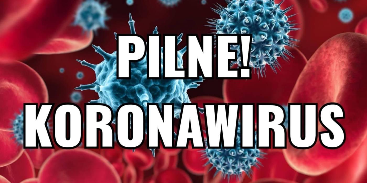 Kolejne 3 przypadki koronawirusa na Opolszczyźnie. To już 78 osób z potwierdzonym zakażeniem 1
