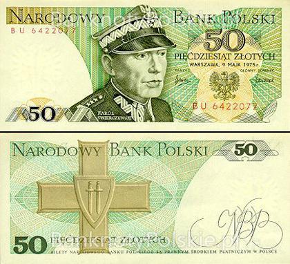 Historia banknotu z ponurym generałem 3